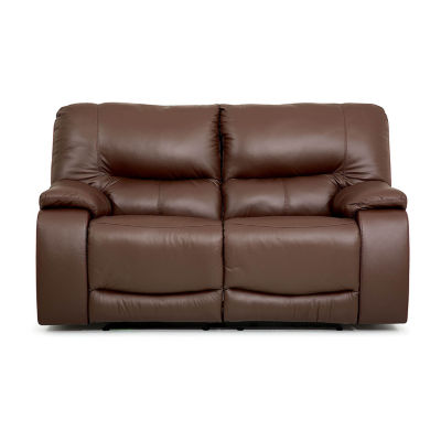 Motion Possibilities Quick Ship Wallace Metro Pad-Arm Reclining Loveseat