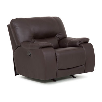 Motion Possibilities Quick Ship Wallace Metro Pad-Arm Rocker Recliner