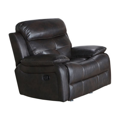 Metro Power Recliner Jordan Java