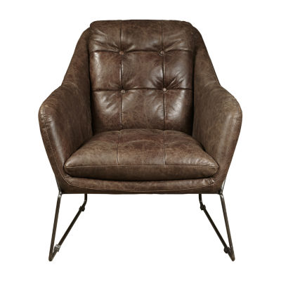 Clara Metal Metal Accent Chair