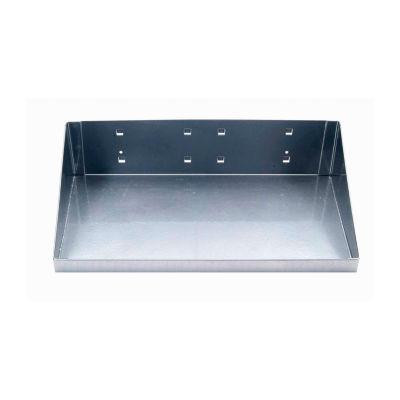 """12""""Wx6""""D  Silver LocHook Shelf"""""""