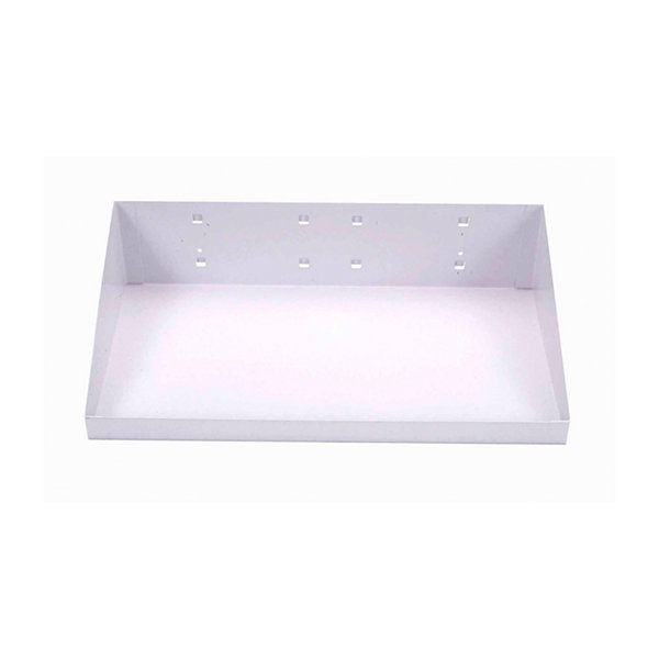 "12""Wx6""D  White LocHook Shelf"""