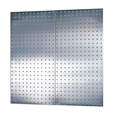(2) 18x36 Stainless Steel LocBoards