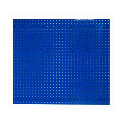 (2) 24x42-1/2x9/16 Blue LocBoards