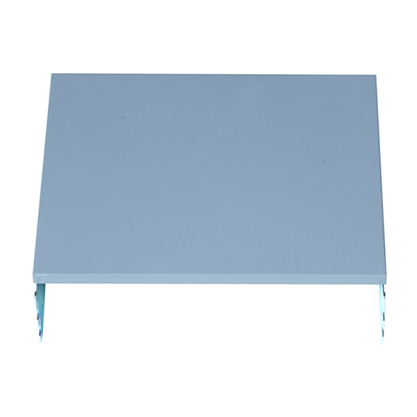 "15""Wx5/8""Hx11-3/4""D Steel Shelf"