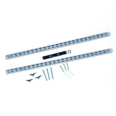 "63"" Vertical Hang Rail & Hardware"""