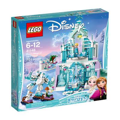 LEGO Disney Princess Elsa's Magical Ice Palace 41148