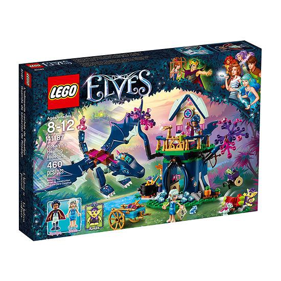 LEGO Elves Rosalyn's Healing Hideout 41187