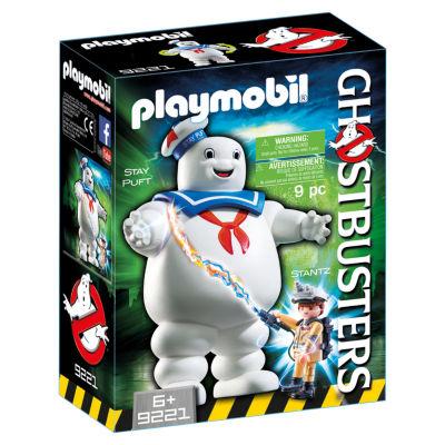 Playmobil 9-pc. Ghostbusters Marshmallow Man