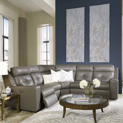 Motion Possibilities Grove 5 Pc Power Sectional