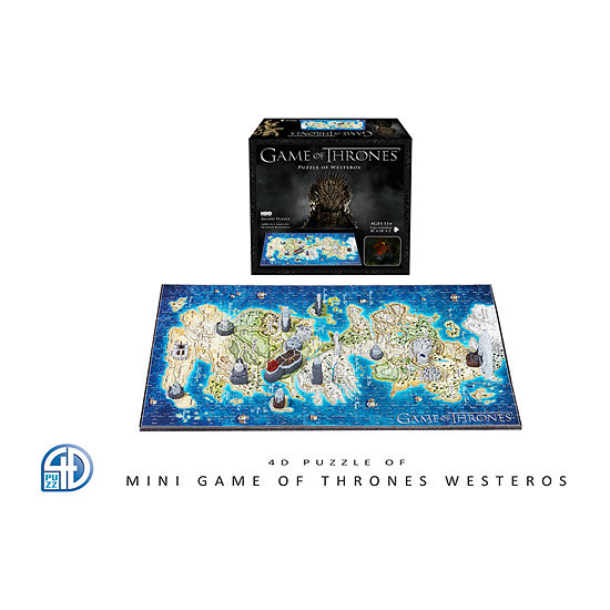 Game of Thrones™ Mini Puzzle of Westeros