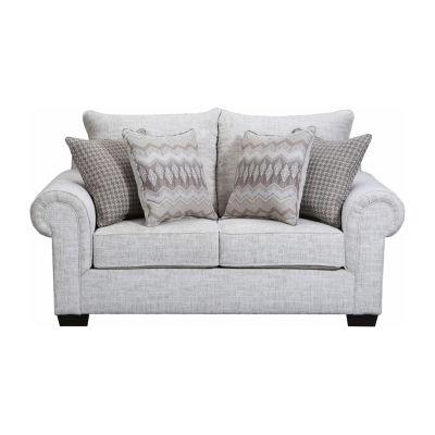 Simmons Upholstery® Brooklyn Loveseat