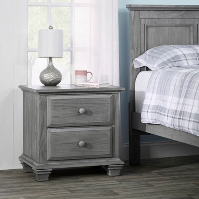 Oxford Baby Kenilworth 2 Drawer Nightstand