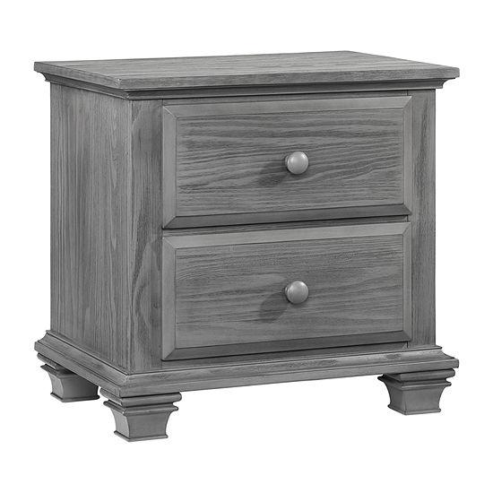 Oxford Baby Kenilworth 2 Drawer Nightstand