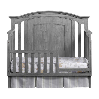 Oxford Baby Willowbrook 4-In-1 Baby Crib - Natural