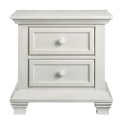 Oxford Baby Cottage Cove 2 Drawer Nightstand