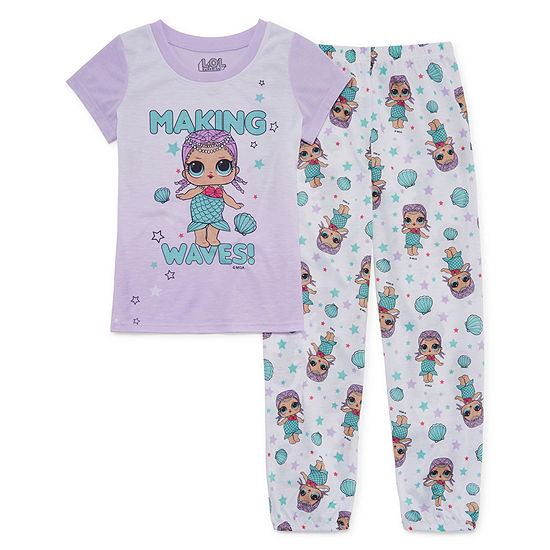 LOL Surprise 2pc Pant Set - Girls