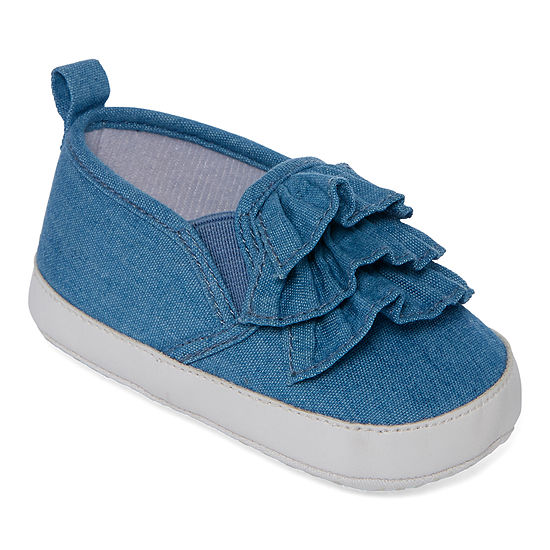 Okie Dokie Girls Crib Shoes