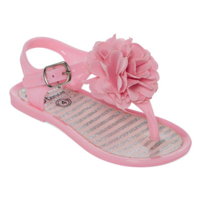 Stepping Stones Flower Sandals Infant- Girls