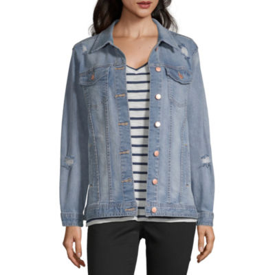 Peyton & Parker Lightweight Denim Jacket