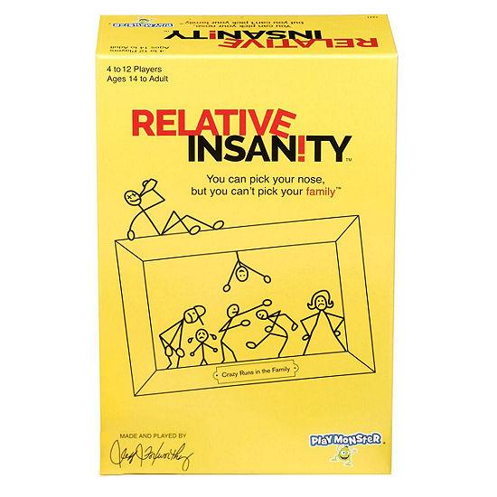 PlayMonster® Relative Insanity
