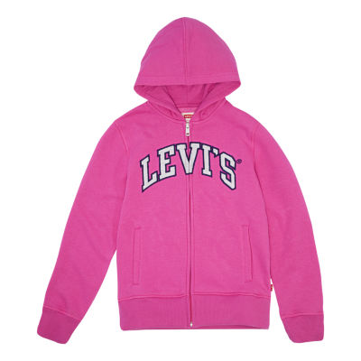 Levi's Embroidered Hoodie Girls Hoodie