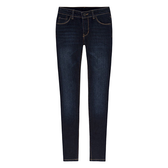 Levi's Girls Skinny Fit Jean Preschool / Big Kid Plus