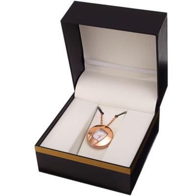Akribos XXIV Not Applicable Womens Pocket Watch-A-1053rg