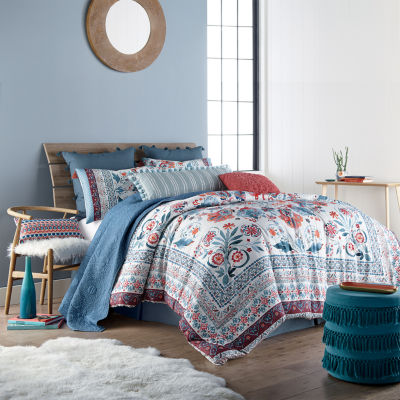 JCPenney Home Caravan 4-pc. Comforter Set