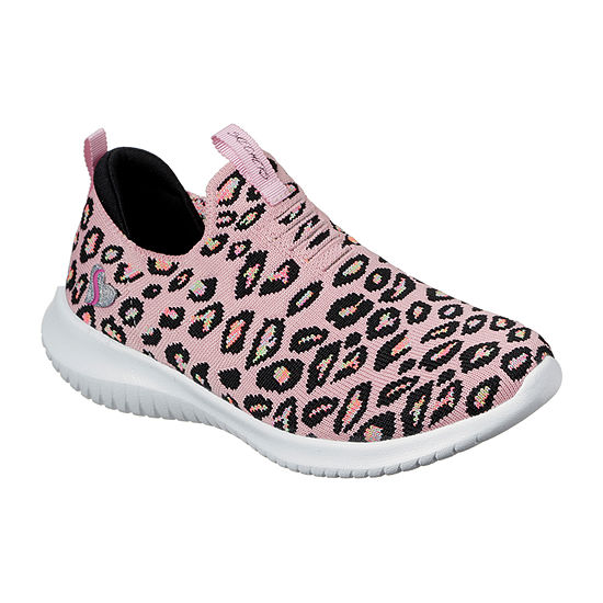 Skechers Ultra Flex Wild and Free Girls Sneakers