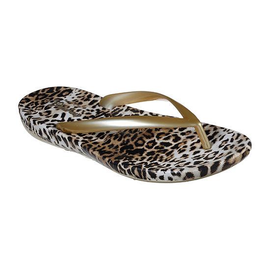 Skechers Womens Bungalow - Summer Kitty Flip-Flops