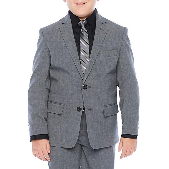 Van Heusen Suit Jacket Husky - Big Kid