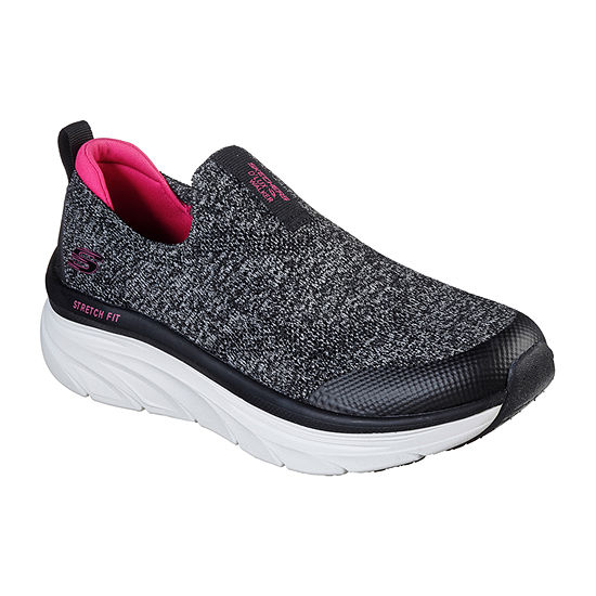 Skechers D'Lux Walker - Quick Upgrade Womens Walking Shoes