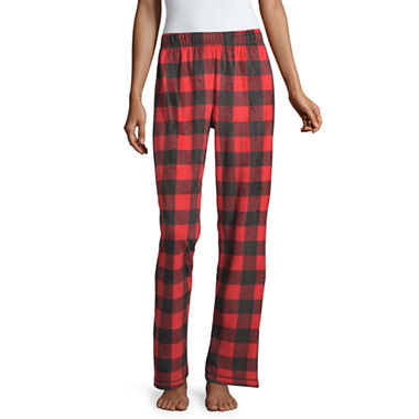 Sleep Chic Women's Microfleece Pajama Pants