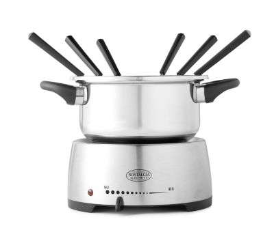 Nostalgia Electrics™ Fondue Pot Set