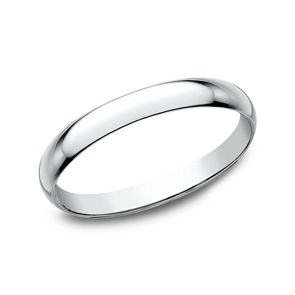 Womens 18K Gold Wedding Band