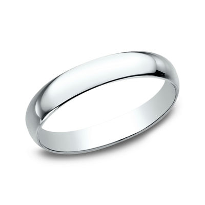 Womens 3 Mm 18K Gold Wedding Band