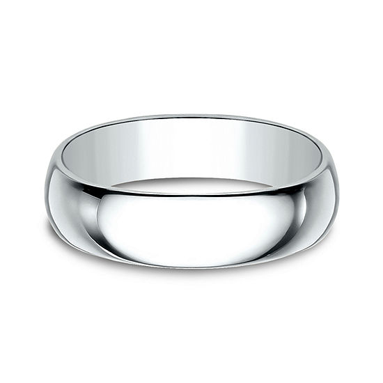 6MM 14K Gold Wedding Band