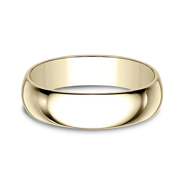 Mens 6mm 10k yellow gold wedding band jcpenney mens 6mm 10k yellow gold wedding band junglespirit Choice Image