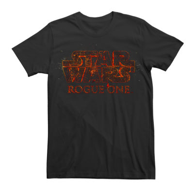 Star Wars Flames Graphic Tee