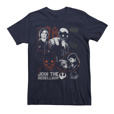 Star Wars Join the Rebellion Graphic Tee