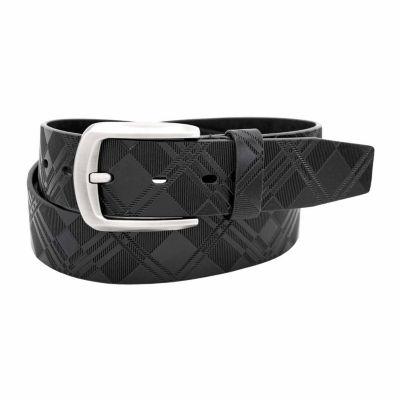 Stacy Adams® 38MM Argyle Emboss Belt