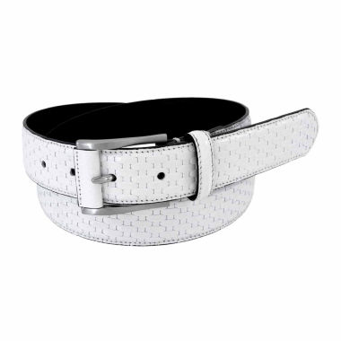 Stacy Adams Pattern Belt
