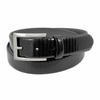 Stacy Adams® Lizard Embossed Belt