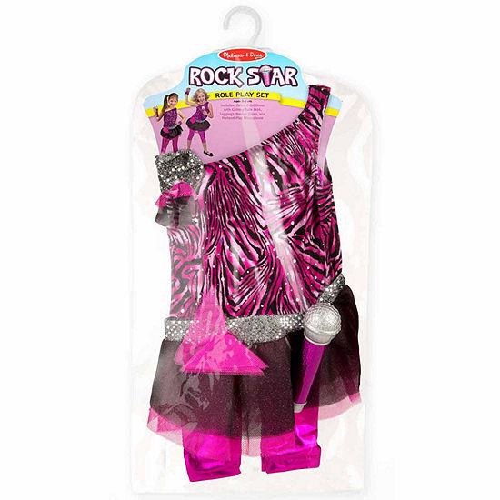 Melissa & Doug Goodie Tutus! Contains 4  Tutus Dress-Up Set Unisex Costume