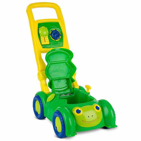 Melissa & Doug?? Snappy Turtle Mower