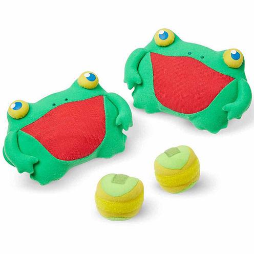 Melissa & Doug® Skippy Frog Toss & Grip