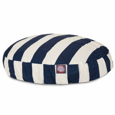 Majestic Striped Small Round Bed