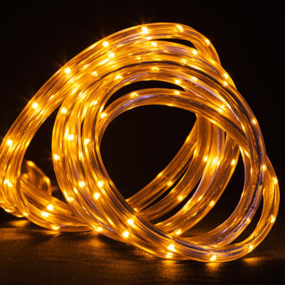 30' Amber LED Indoor/Outdoor Christmas Linear TapeLighting