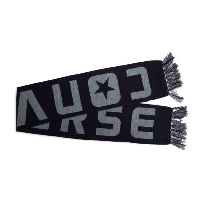 Converse Stadium Jacquard Oblong Cold Weather Scarf